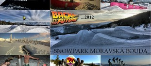 video: BACK TO THE FUTURE - Snowpark MB season edit 2012!!!
